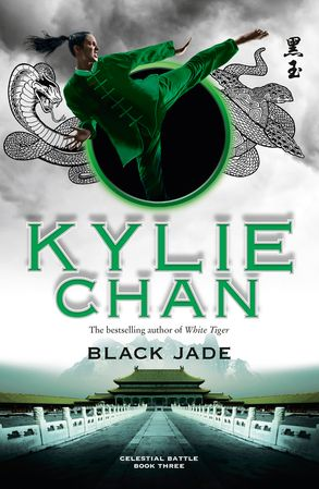 Cover image - Black Jade