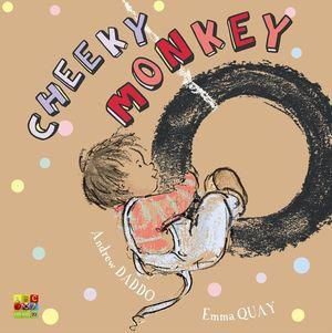 Cheeky Monkey book image