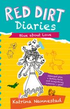 Blue About Love (Red Dirt Diaries, #2) eBook  by Katrina Nannestad