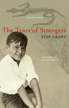 Cover image - The Tears of Strangers