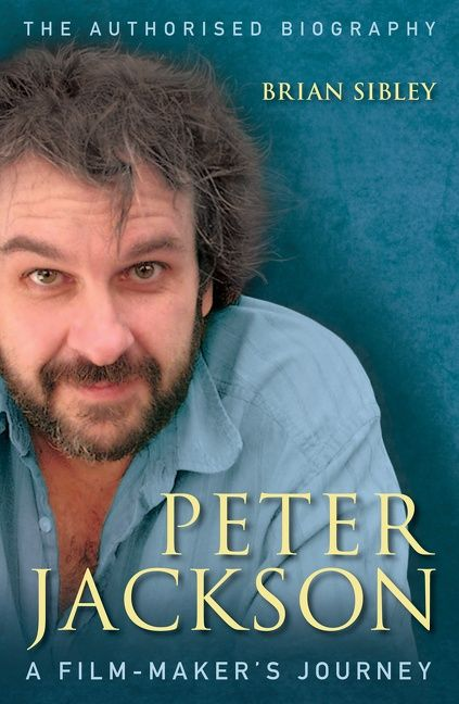 Book Cover Biography : Peter jackson a film maker s journey the authorised