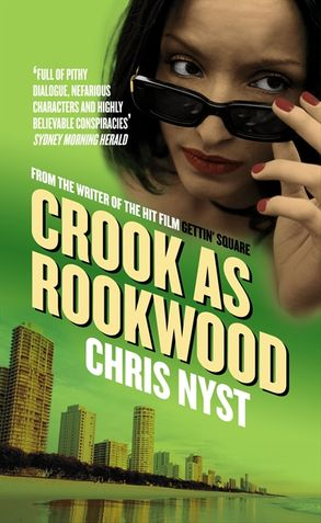 Cover image - Crook As Rookwood