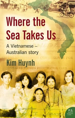 Cover image - Where The Sea Takes Us: A Vietnamese Australian Story
