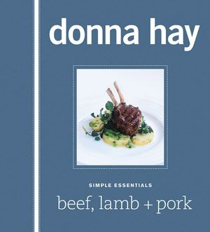 Simple Essentials: Beef, Lamb and Pork book image