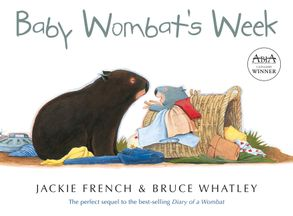 Cover image - Baby Wombat's Week