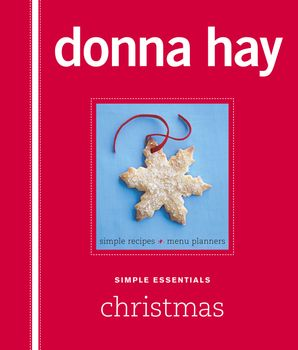 Simple Essentials Christmas - Donna Hay - Hardcover