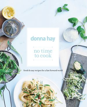 No Time to Cook book image