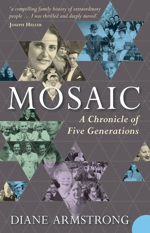 Mosaic: A Chronicle of Five Generations book image