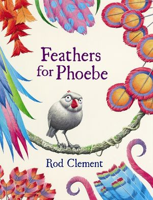 Feathers for Phoebe book image