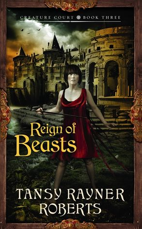 Cover image - Reign of Beasts