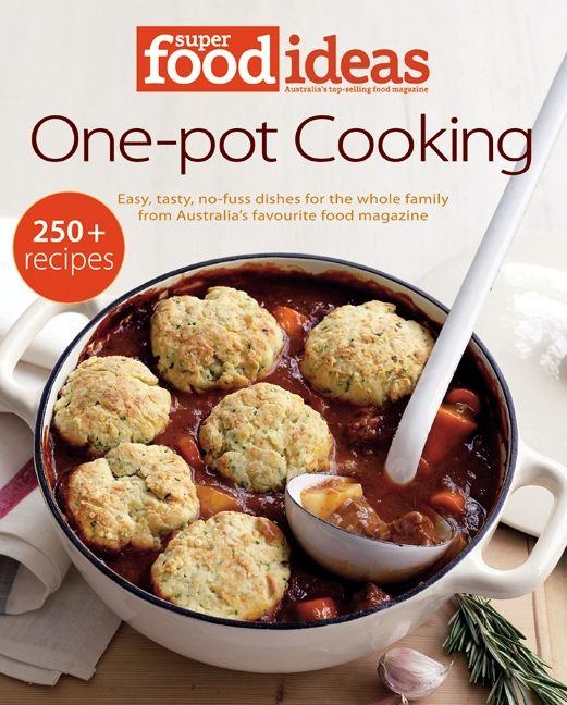 Super food ideas one pot cooking super food ideas magazine paperback super food ideas one pot cooking forumfinder Image collections