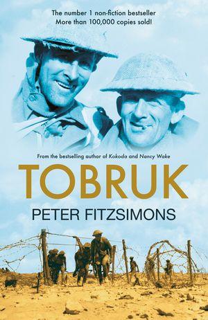 Tobruk book image