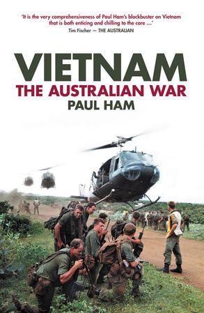 Cover image - Vietnam: The Australian War