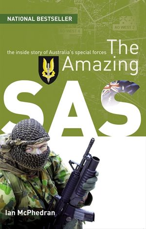 The Amazing SAS book image