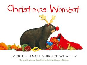 Cover image - Christmas Wombat