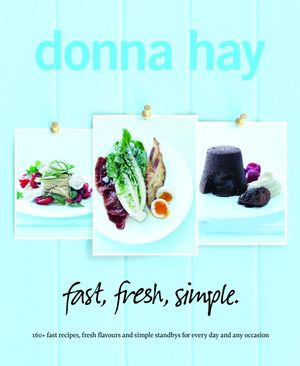 fast, fresh, simple. book image