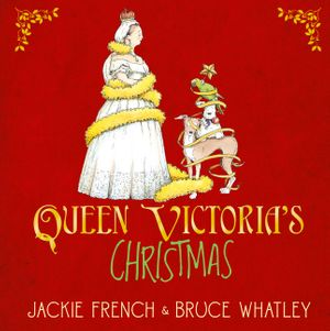 Queen Victoria's Christmas book image