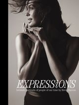 Expressions: Intimate Portraits of People of Our Time by Steve Baccon