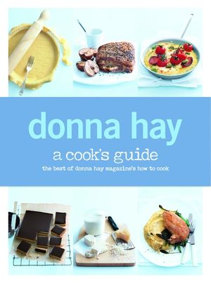 A Cook's Guide book image