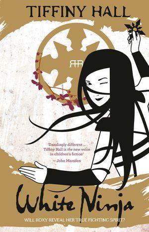 White Ninja book image