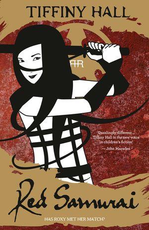 Red Samurai book image
