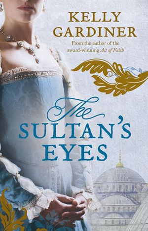 The Sultan's Eyes book image
