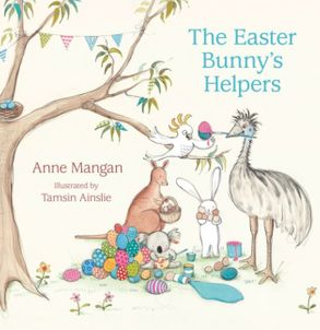 Cover image - The Easter Bunny's Helpers