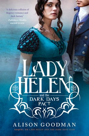 Cover image - Lady Helen and the Dark Days Pact