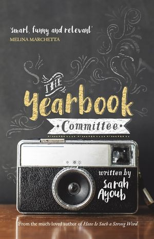 The Yearbook Committee book image