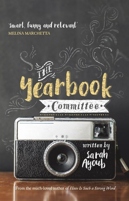 Yearbook Committee by Sarah Ayoub