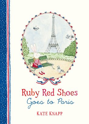 Cover image - Ruby Red Shoes Goes to Paris