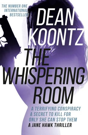 Cover image - The Whispering Room