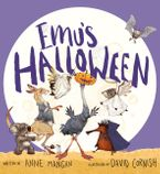 Emu's Halloween Hardcover  by Anne Mangan