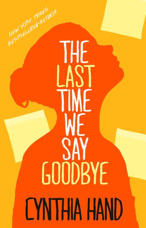 Cover image - The Last Time We Say Goodbye