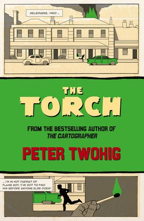 Cover image - The Torch