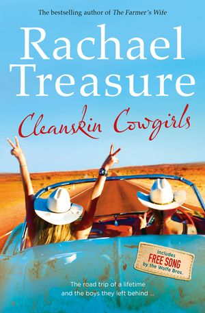 Cleanskin Cowgirls book image