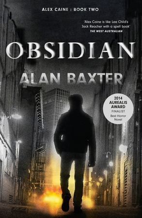 Cover image - Obsidian