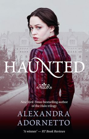 Cover image - Haunted