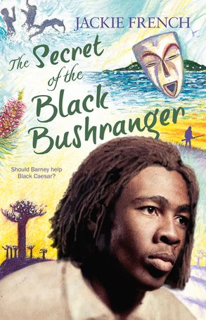 Cover image - The Secret of the Black Bushranger