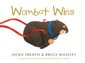 Cover image - Wombat Wins