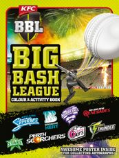 KFC Big Bash League Colour & Activity Book