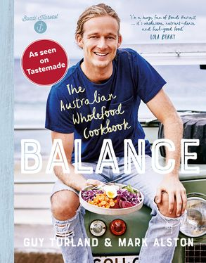 Cover image - Balance: The Australian Wholefood Cookbook