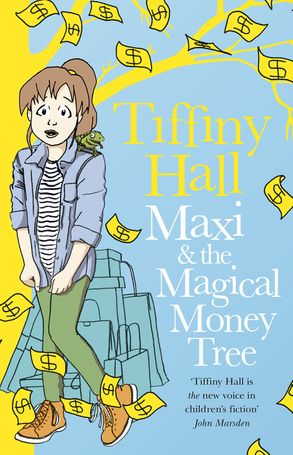 Cover image - Maxi and the Magical Money Tree