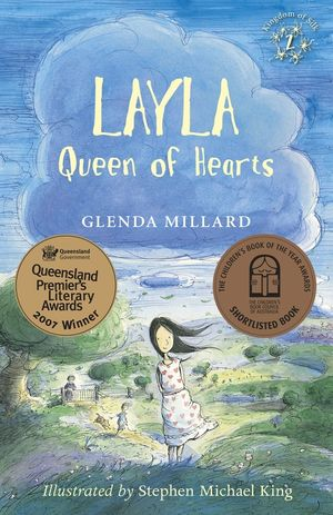 Layla, Queen of Hearts book image