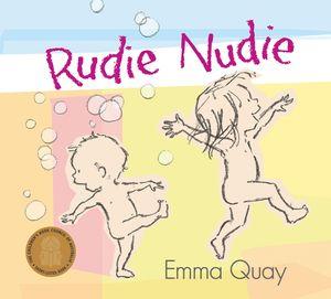 Rudie Nudie book image