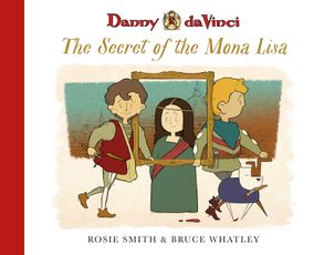 Cover image - Danny da Vinci: The Secret of the Mona Lisa