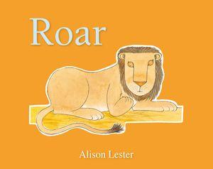 Roar book image