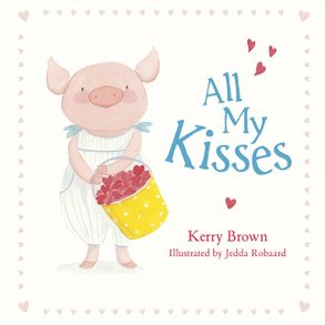 Cover image - All My Kisses
