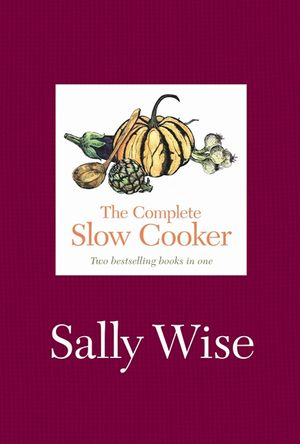 The Complete Slow Cooker book image