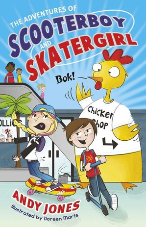 Scooterboy and Skatergirl